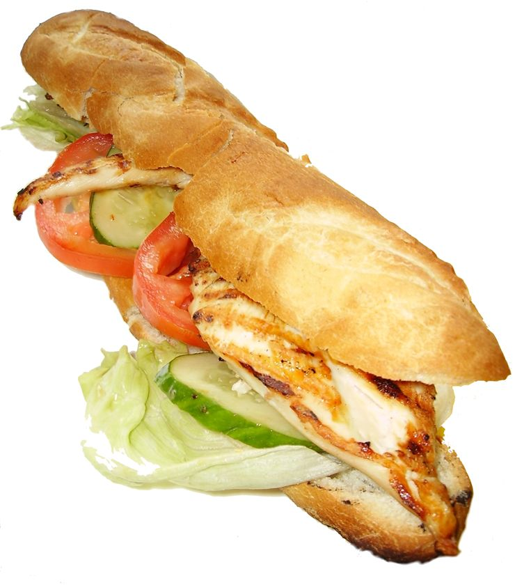 Picture Of Baguette Fast Food