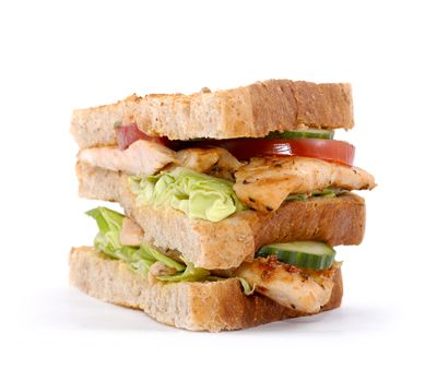 Picture Of Club Sandwich