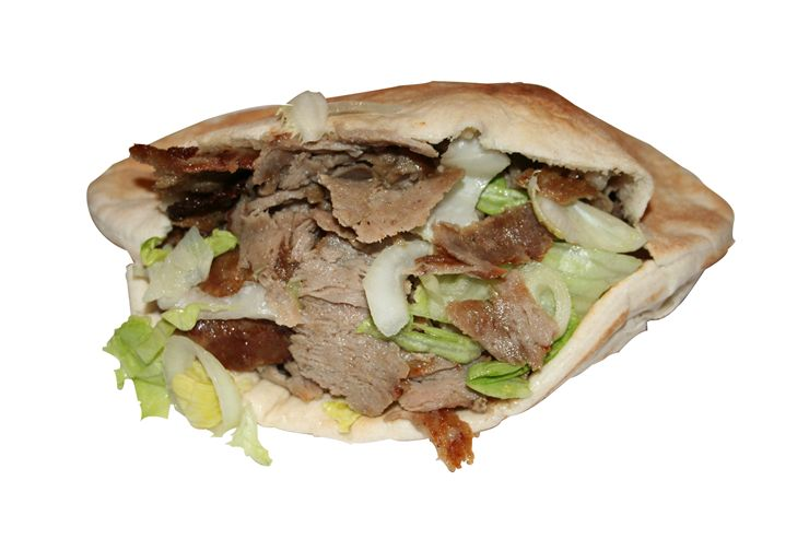 Picture Of Donner Kebab