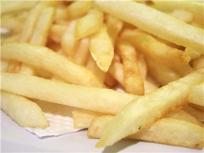 Picture Of French Fries Food
