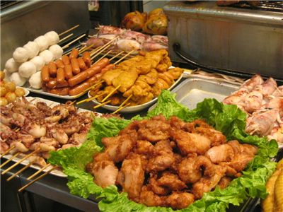 Picture Of Hong Kong Street Food