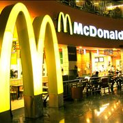 Picture Of Mc Donalds Fast Food
