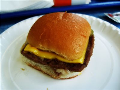Picture Of Mini Burger
