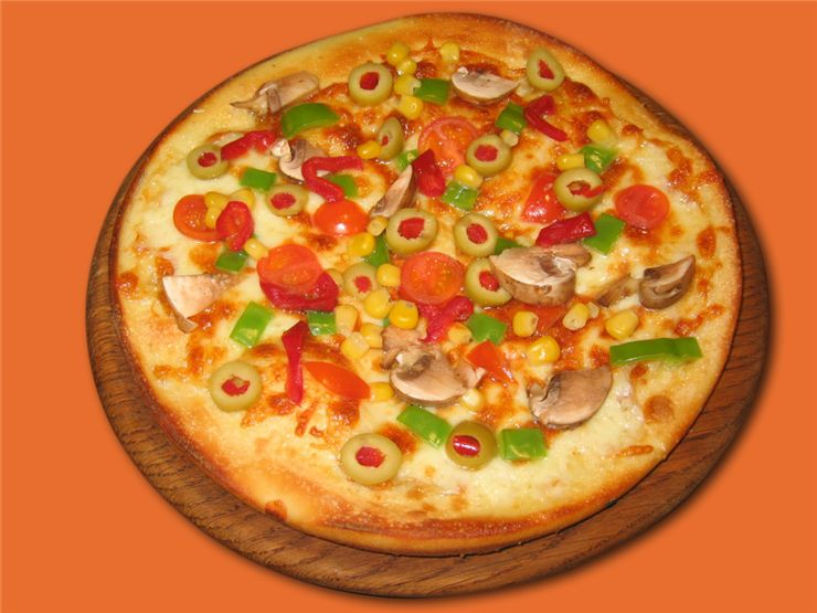 Picture Of Pizza Type Of Fast Food
