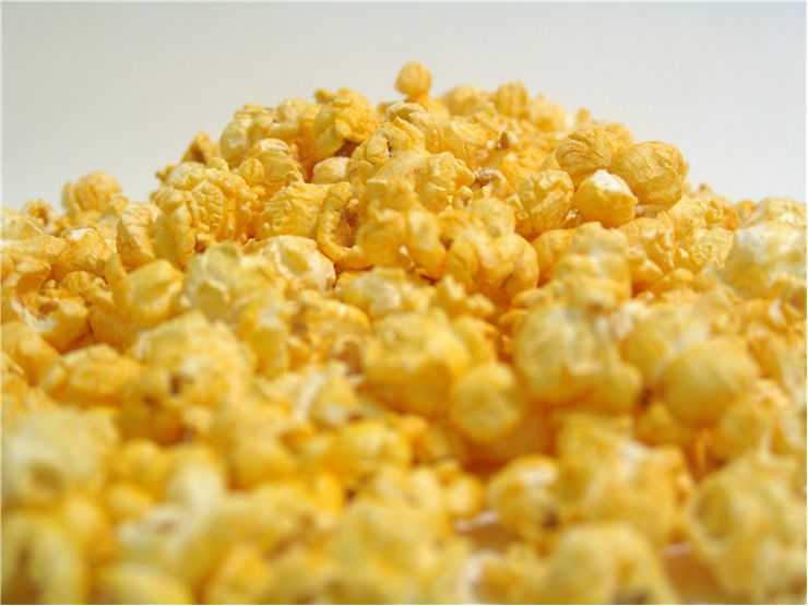 Picture Of Popcorn With Cheese
