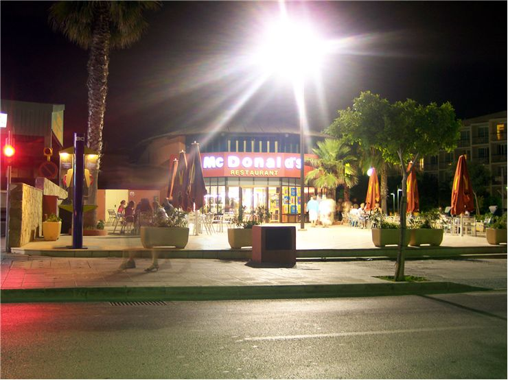 Picture Of Restaurant Mc Donalds