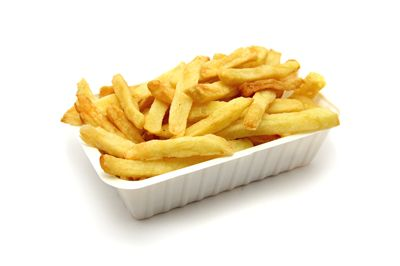 Picture Of Simple French Fries
